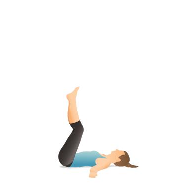 yoga pose rejuvenation  pocket yoga