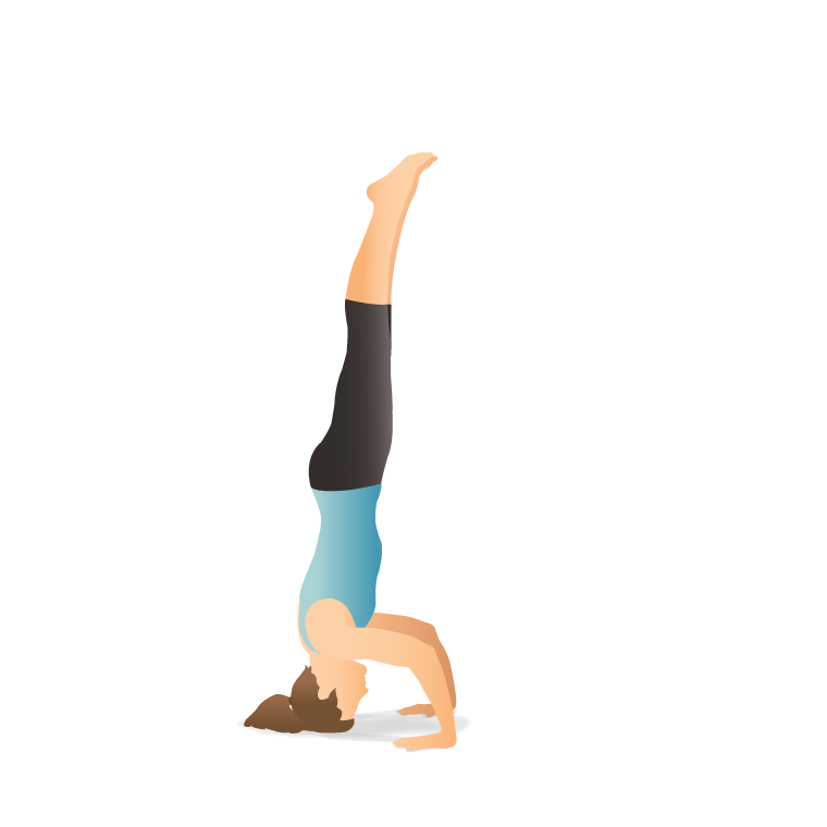 How To's Wiki 88: How To Yoga Headstand