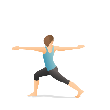 Yoga Pose: Crescent Lunge Twist