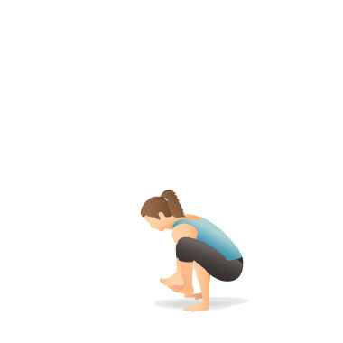 Yoga Pose: Scale (Tolāsana)